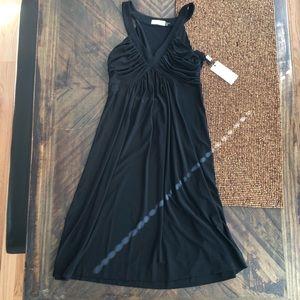 Calvin Klein NWT Little Black Dress Evening Sz 6